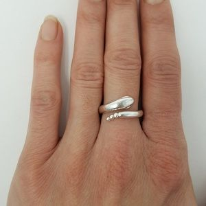 8dc106578 Tiffany & Co. Jewelry | Tiffany Co Elsa Peretti Snake Ring Size 6 ...